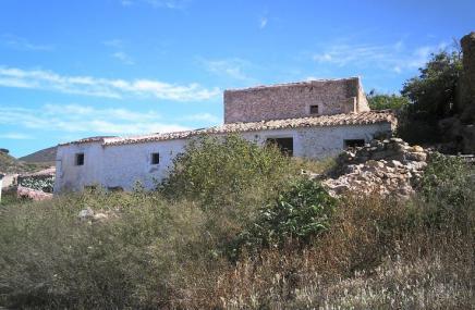 Ruin in Huercal Overa