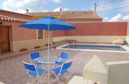 Cottage With Private Pool Lorca