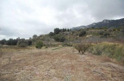 Plot Urban in Vall de Gallinera