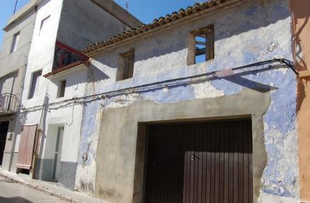 Plot Urban in Pego