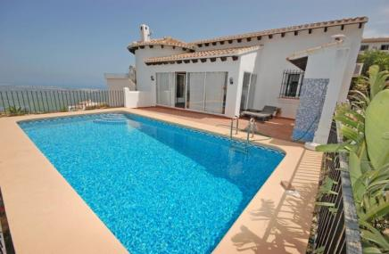Villa and Pool in Monte Pego