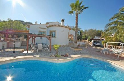 Villa and Pool in Rafol de Almunia