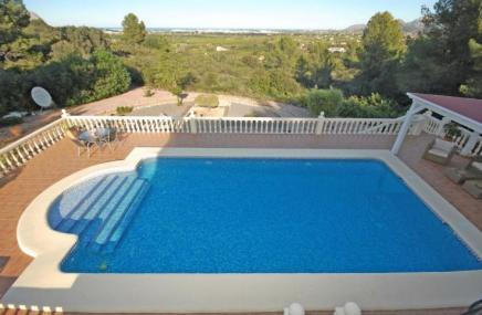 Villa and Pool in Beniarbeig