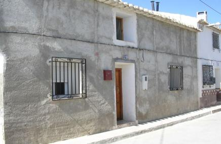 Village house near Caravaca