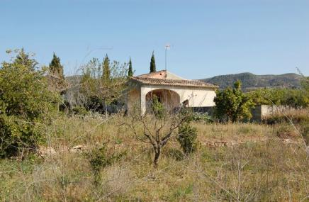 Country Property in Barxeta